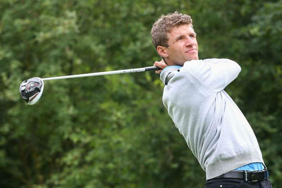 Muller mulai tekuni Olahraga Golf