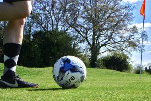 Footgolf curi perhatian pesepakbola