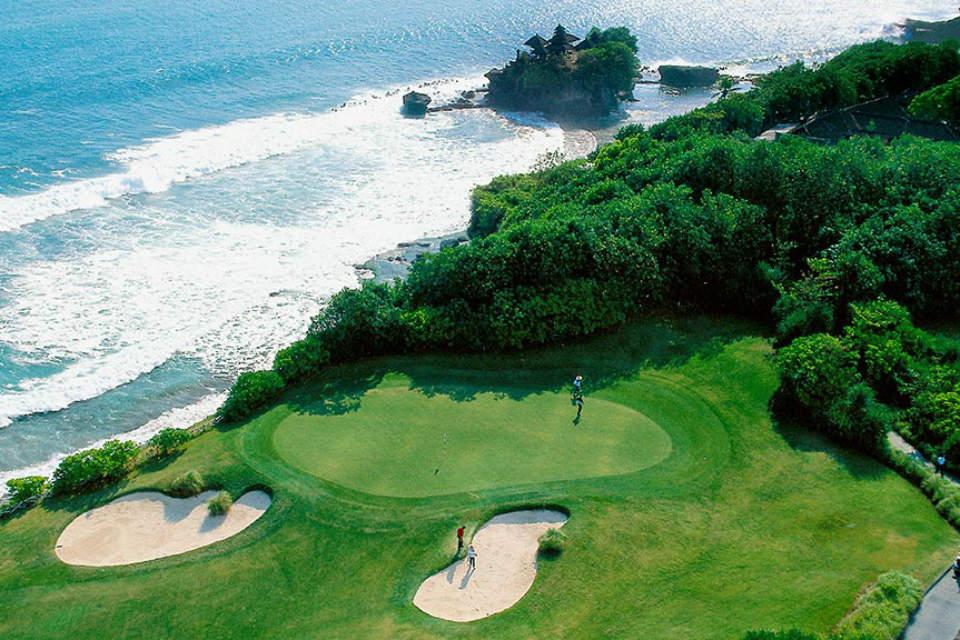 Bali Nirwana Resort yang merupakan bagian dari proyek Trump