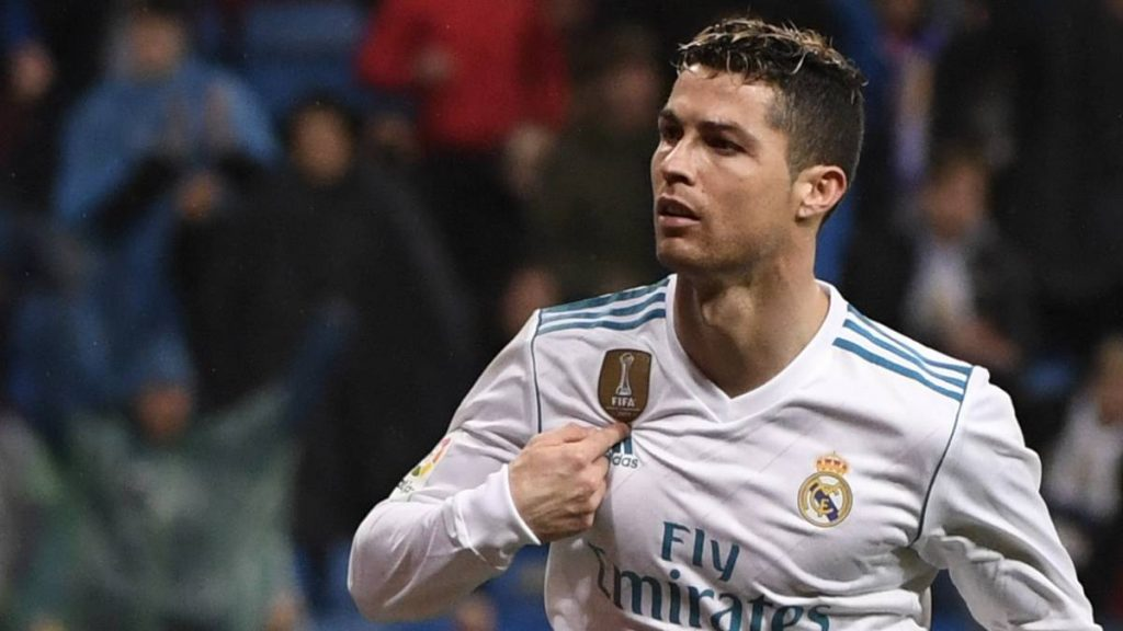 Cristiano Real Madrid